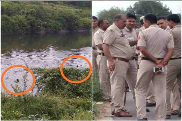 sector-29-nahar-14-year-saurabh-drowned-police-started-searching