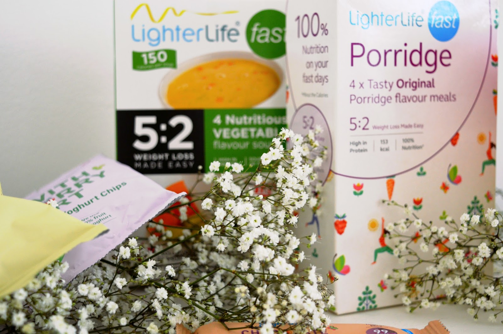LighterLife Fast 5:2 diet review, food blogs, UK lifestyle bloggers