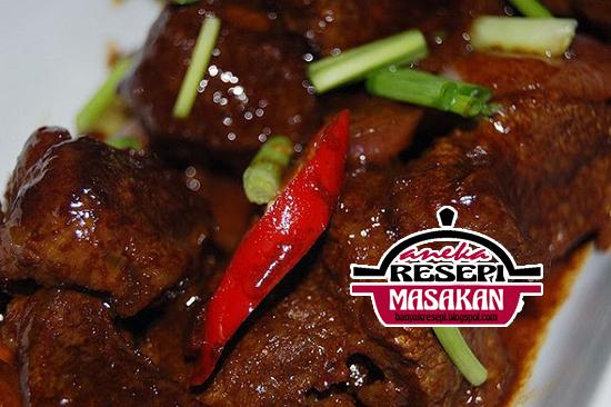 Resepi Daging Masak Kicap Lazat http://banyakresepi.blogspot.my/