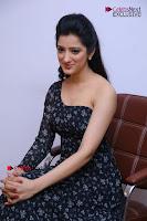 Telugu Actress Richa Panai Stills in One Shoulder Floral Long Dress at Rakshaka Bhatudu Movie Interview  0160.JPG