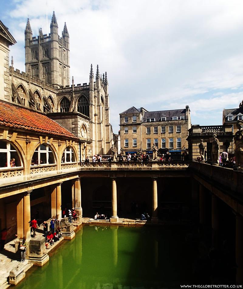 Exploring Bath