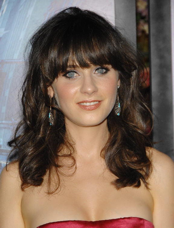 Zooey Deschanel Foto 1