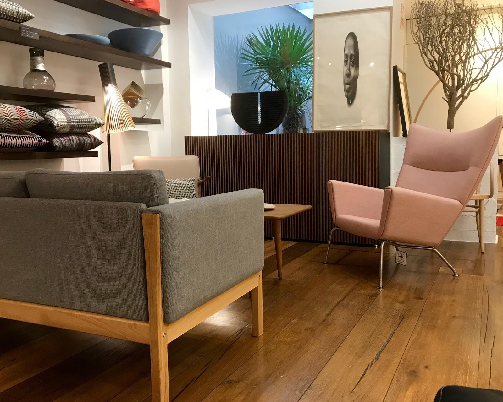 hans wegner sofa ch163 standard size in india carl hansen en exposicion chic soul ch162