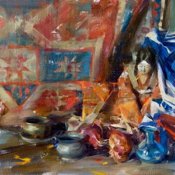 Источники вдохновения неисчерпаемы. Quang Ho