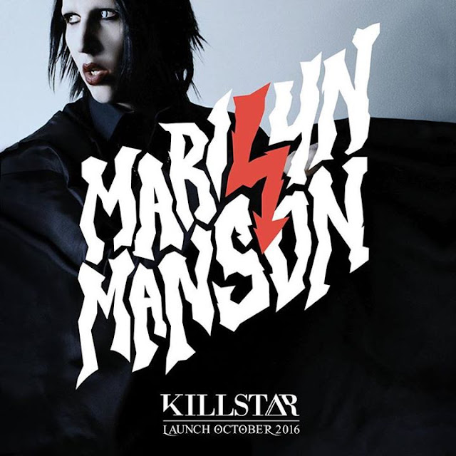 Killstar coleção Marilyn Manson