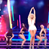 Ο «καuτός» χορός της Ευαγγελίας Αραβανή στον τελικό του X-Factor (video)