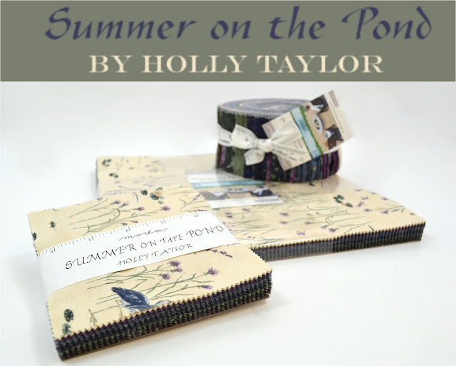 Summer on the Pond by Holly Taylor for Moda