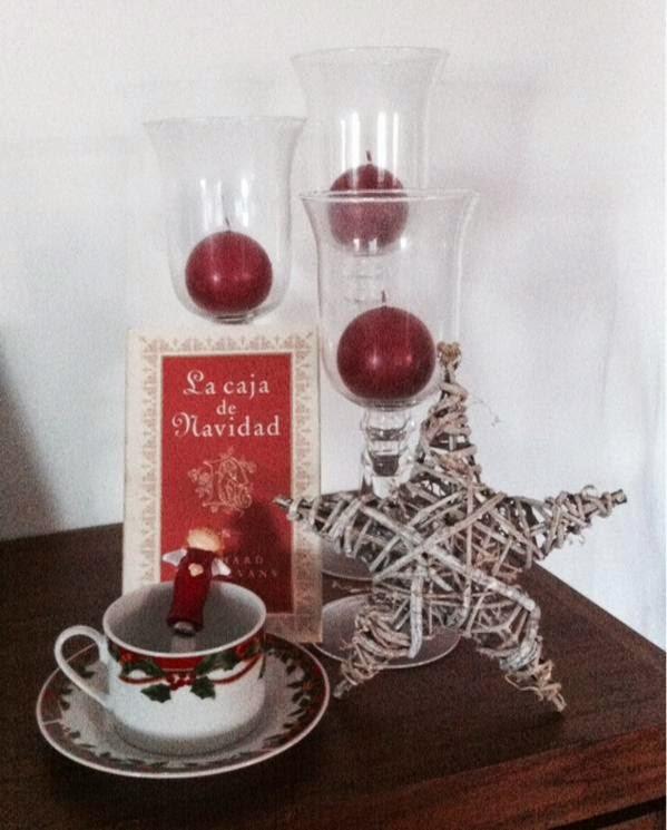 La caja de Navidad