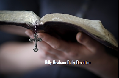 Ready for a Breakthrough By Billy Graham