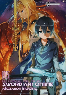 Download Sword Art Online Volume 15 – Alicization Invading