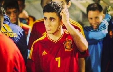 Fútbol | El Barakaldo ficha al extremo Jurgi Oteo descartado por el Bilbao Athetic