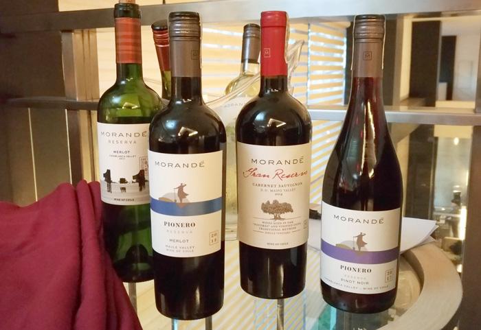 Morande Wines at Seda Hotel Abreeza