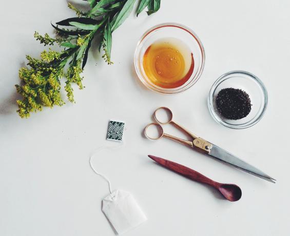 Try this Homemade Green Tea & Honey Mask