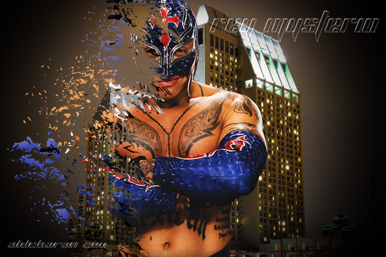 All sports players wwe rey mysterio 619 new hd wallpapers - Wwe 619 images ...