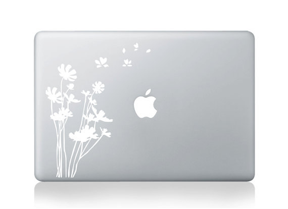 Dandelion MacBook Pro Sticker