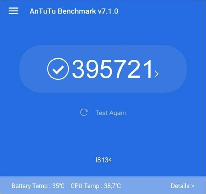 Sony Xperia XZ4 allegedly got an AnTuTu score of 395K!
