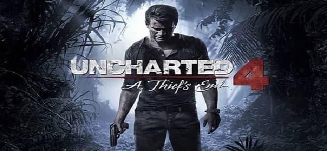 Uncharted 4 A Thief's End v1.32 PS4 Hen [PKG]
