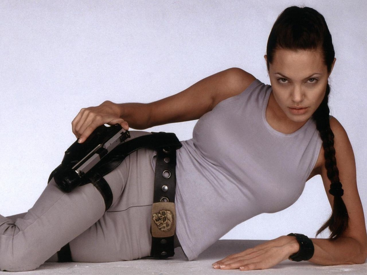 Angelina Jolie's Sexiest Images