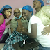 Ailing actor Leo Mezie gets a visit from his colleagues (photos)