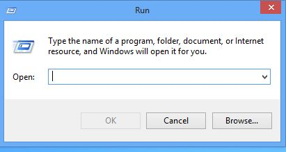 Compilation of Run Shortcut to Folders in Windows 10