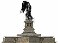 Monumen Kuntilanak - Penistaan Icon Kalbar