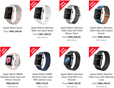Apple Watch Discount Clearance Sale Malaysia