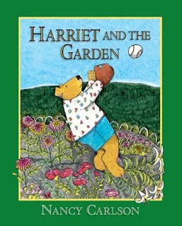 Harriet and the Garden I Book about honesty