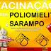 Campanha de Vacinação contra sarampo e paralisia infantil começa segunda-feira (6), em Mairi