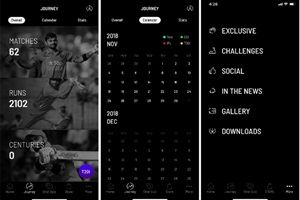 Virat Kohli official app released for mobile Android and iOS users