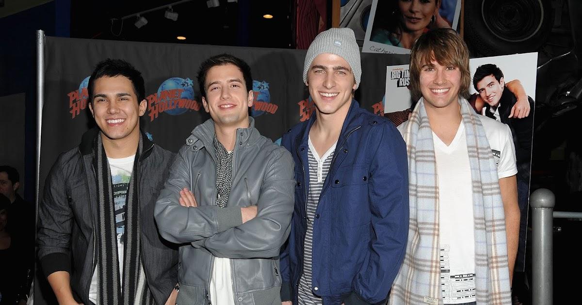 NickALive!: Big Time Rush   'Big Night' Official Music Video   Nickelodeon Bops