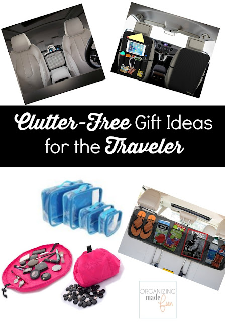 Clutter-Free Gift Ideas for the Traveler