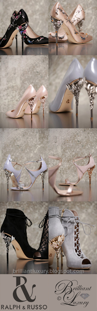 Ralph & Russo High Heels #brilliantluxury