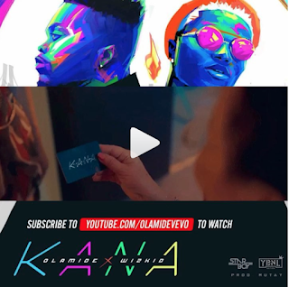 VIDEO: Olamide – Kana ft Wizkid