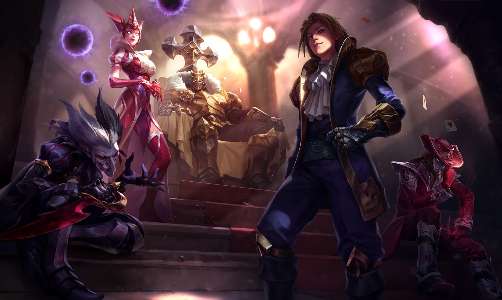 Shaco Build S7: Surrender At 20: High Stakes Skins Now Available