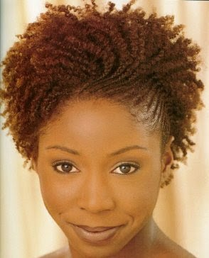 TWA Natural Hairstyles For Black Women