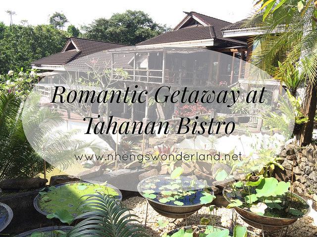 Romantic Getaway at Tahanan Bistro