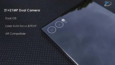 21*21MP Dual Camera