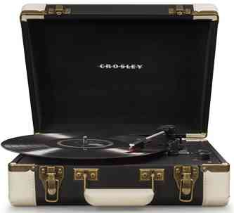 best portable record player with built in speakers uk