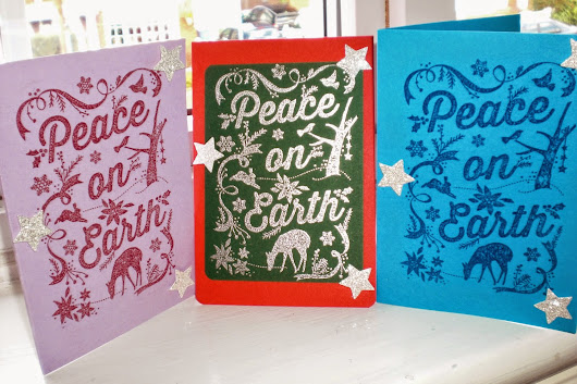 Nature's Peace from Stampin'Up!