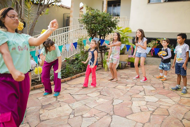 animação  e oficina para festa infantil em bh e região ciranda de roda