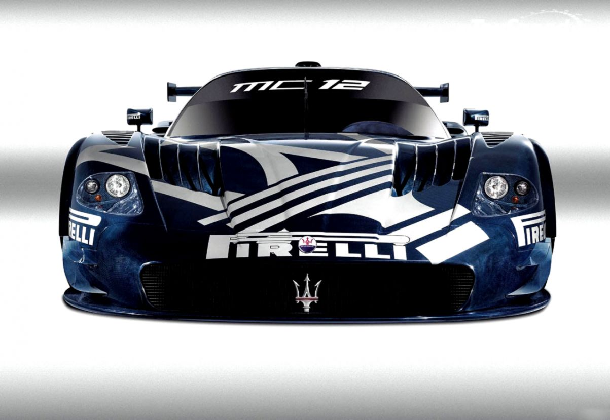 Maserati Mc 12 Wallpapers The Great Wallpapers