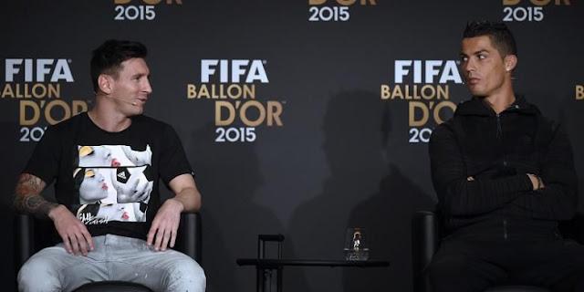 Liga Champions, Ronaldo dan Messi Belum Pecahkan Lima Rekor Ini