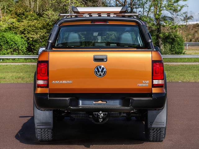 VW Amarok V6 Concept