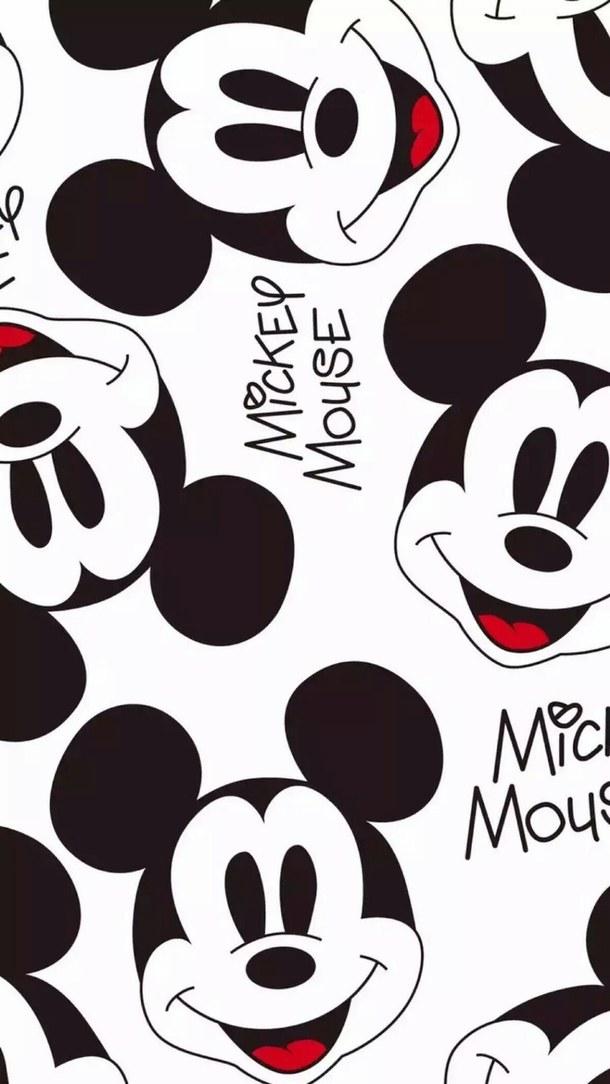 Swag Mickey Fond D écran Iphone