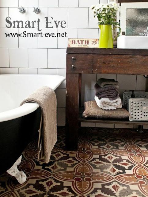 floor tile patterns, floor tile designs, tile flooring ideas 2017, boho tile ornament