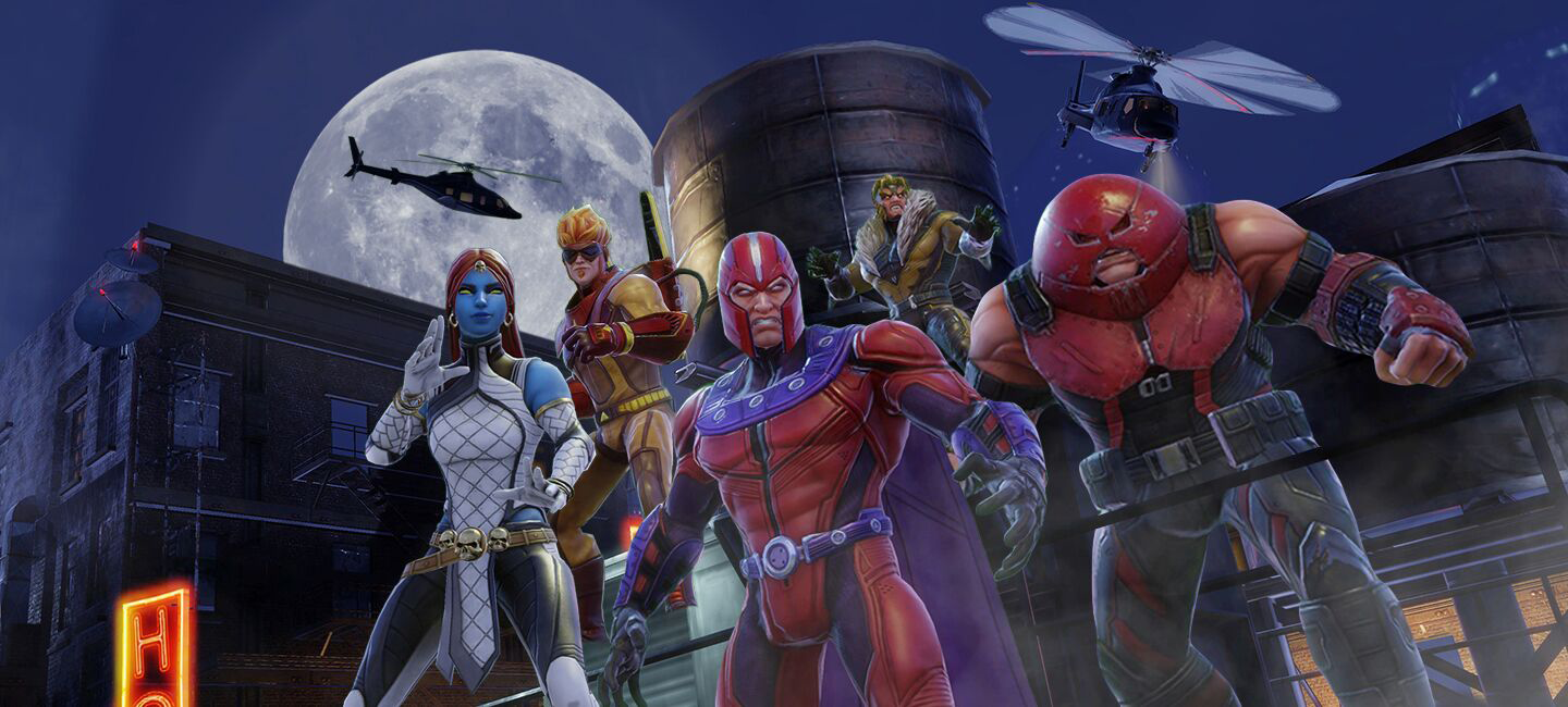 Marvel Strike Force updated (2 1) for iOS and Android with