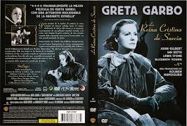 Carátula - La Reina Cristina de Suecia 1933