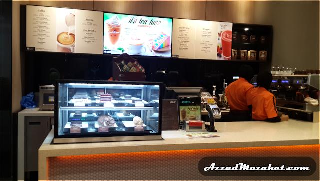 McDonald's Putrajaya Drive-Thru_McCafe