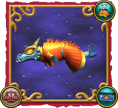 Wizard101 Fishing Dragonspyre Fish Spyre Eel