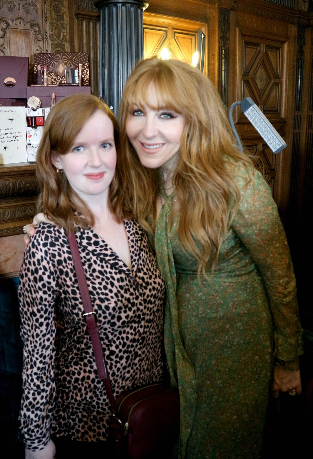 Meeting Charlotte Tilbury